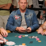 Patrik Antonius at the 2009 WSOP