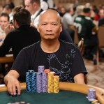 What Johnny Chan would look like bald?