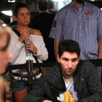 Bahador Ahmadi at the 2009 WSOP