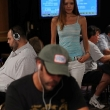 Brad Garrett's Girlfriend Isabella - 2009 WSOP