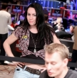 Liv Boeree On The Rail