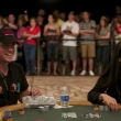 Matt Damon at 2010 WSOP Ante Up for Africa