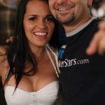 Daniel Negreanu and Breasts at the 2009 WSOP