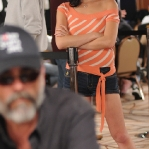 Cute Asian Girl at the 2009 WSOP
