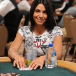 Maya Antonius at the 2009 WSOP