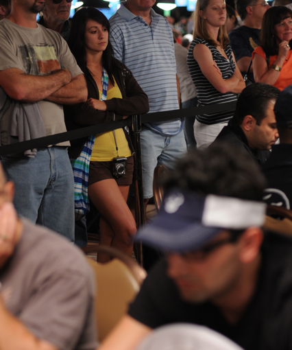 Antonio Esfandiari at the 2009 WSOP