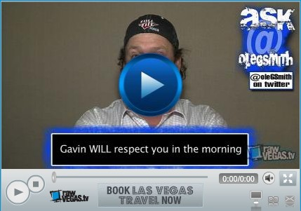 Ask Gavin Smith