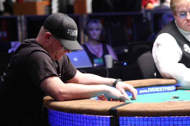 Justin Shronk's cousin, Brian Lemke, buckled down and beat a talented final table to capture Event #15.