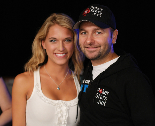 Daniel Negreanu is stunned that he finds himself attracted to a girl whose last name isn't Nguyen, Tran, or something that sounds like bing or bong.