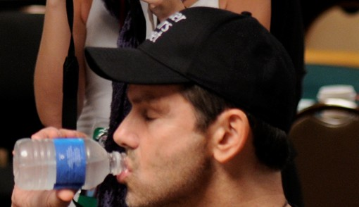 When you're really, really thirsty, sometimes there's nothing better than a big fat sip of water in your mouth.