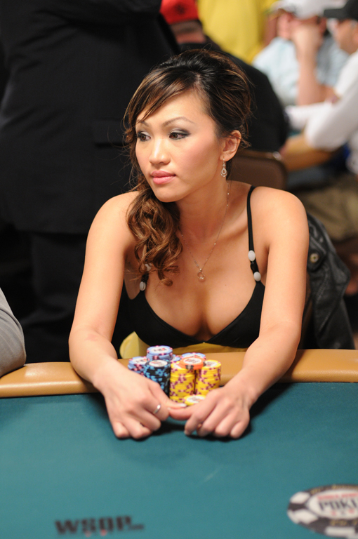 Meet the future Mrs. Negreanu or Mrs. Greenstein