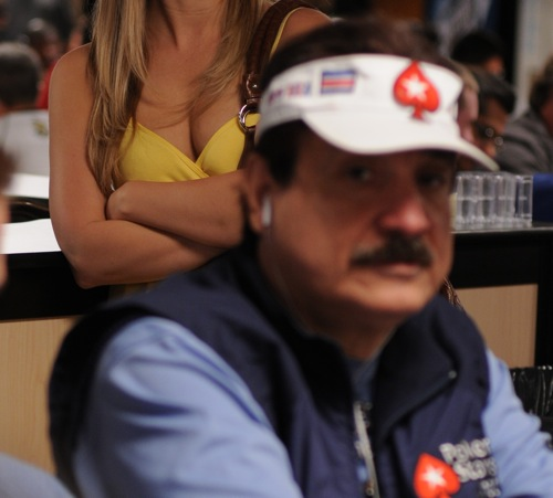 It wasn't the breast of days for Humberto Brenes, as he failed to make it to Day 2 of Event #7.