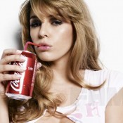 There's a serious lack of places that serve Coke here in Vegas. There's also a serious lack of Keeley Hazell.