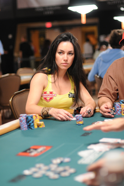 We're assuming you'd rather see a picture of Liv Boeree here than Johnny Chan.