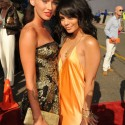 Megan Fox and Vanessa Hudgens at MTV Movie Awards