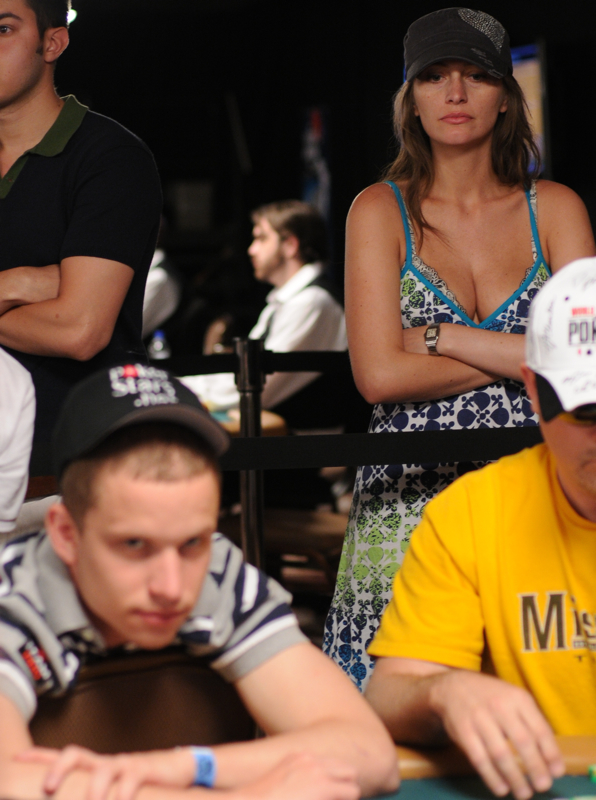 "Peter Eastgate is one of many ""name"" pros who are leaving it all hanging out there but with little results at the 2009 WSOP."