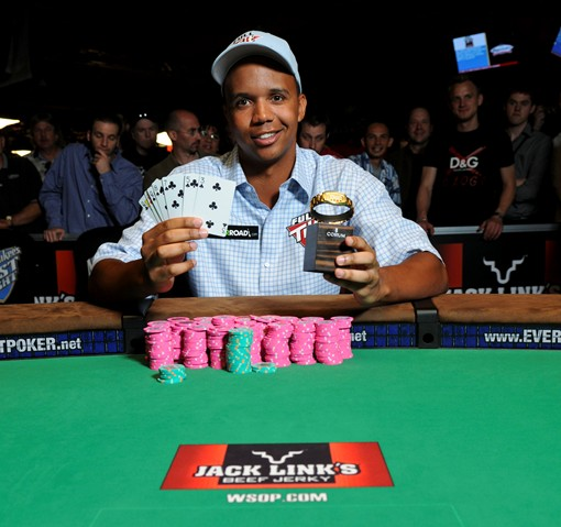 Phil Ivey has potentially millions and millions of reasons to be smiling right now.