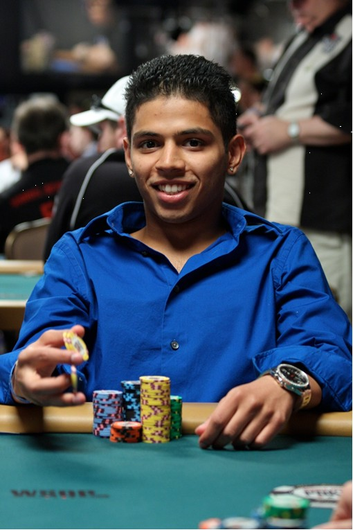 Our pick to make the November Nine(TM), Aurangzeb 'ozzy87' Sheikh, is still alive in the 2009 WSOP Main Event.