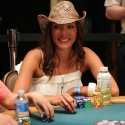 Cecilia Nordenstam at the 2009 WSOP Main Event