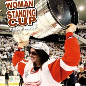 The Last Woman Standing Cup is just like the Stanley Cup. Almost exactly. But more prestigious.