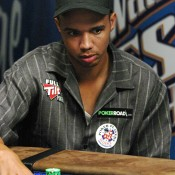 Let us usher in the Phil Ivey is the Tiger Woods of poker stories...