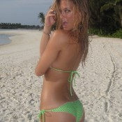 Bar Refaeli Leaked Sports Illustrated Bikini Photo