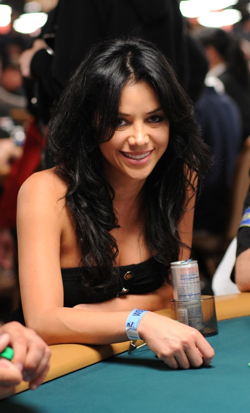 Paola Martin could significantly pretty up the 2009 WSOP Day 1A and 1B broadcasts on ESPN.