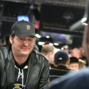 Phil Hellmuth and Daniel Negreanu are staring down the top spot in WCP's Poker Q Score rankings...