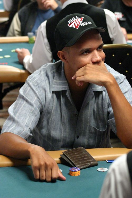 Once again, F U Phil Ivey's wallet.