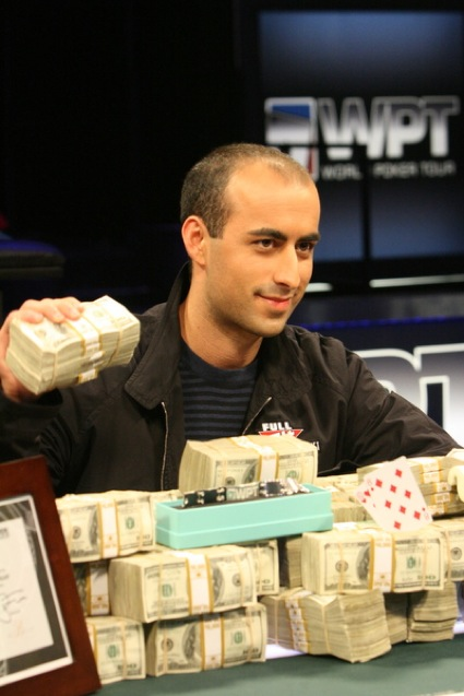 Seeing Daniel Alaei winning a WPT title makes us think: whatever happened to Carmel Petresco?