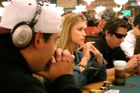 Josh Arieh (above left) has his sites set on his first WPT title.