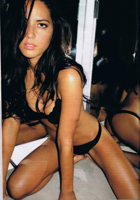 We have a little over five months to convince Olivia Munn to play the 2010 World Series of Poker. Or at least be a Girl on the Rail.