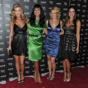 Joanna Krupa and some other hotties on the PCA party red carpet...