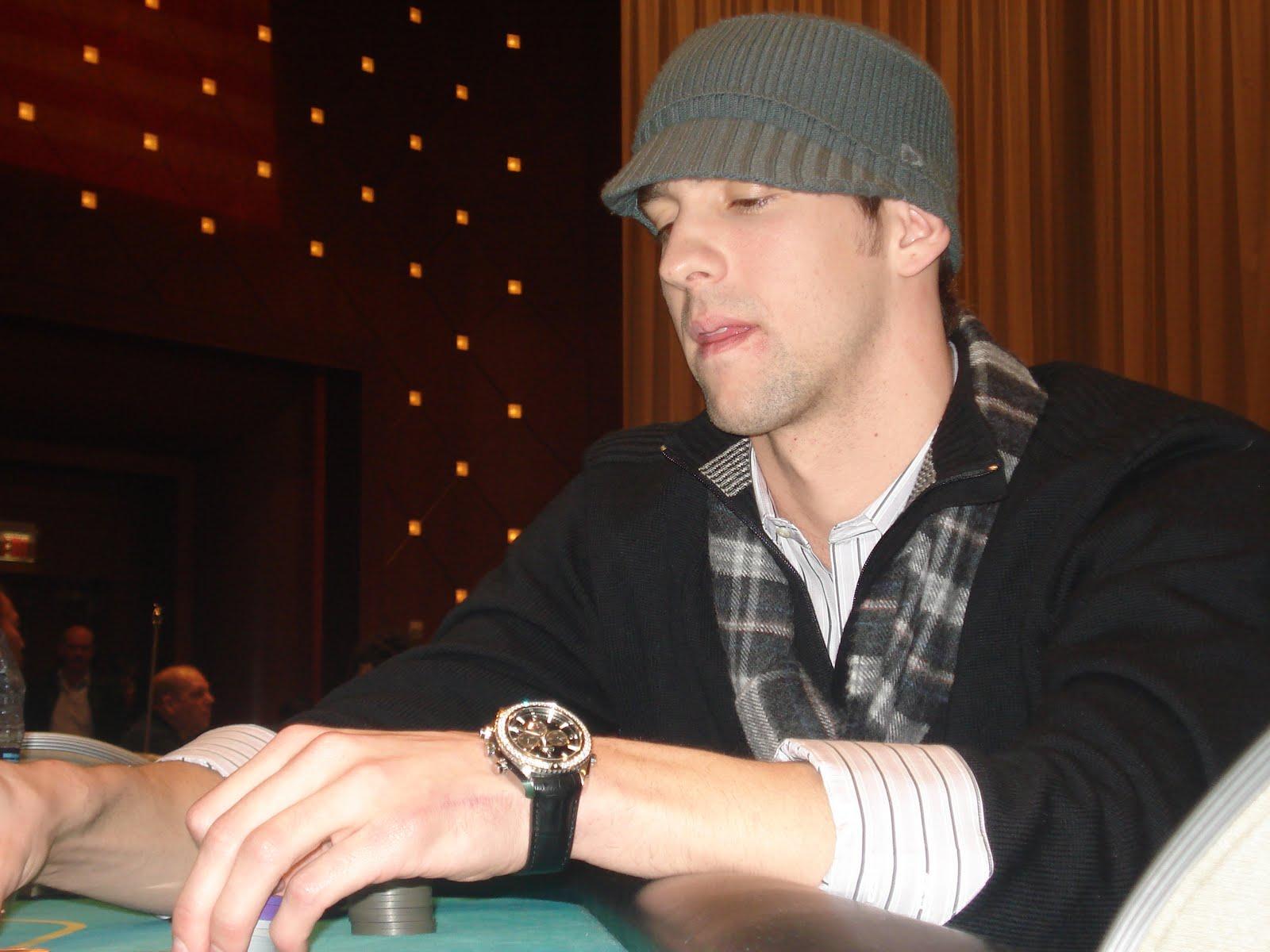 Poker michael phelps