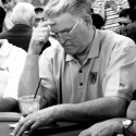 T.J. Cloutier contemplated what's the right price to start bidding on his 2005 WSOP bracelet...