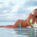 Andy Roddick is a lucky, lucky man...