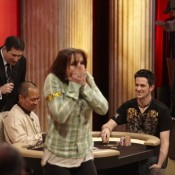 Annie Duke probably looked something like this when she defeated Erik Seidel for the 2010 NBC National Heads-Up Poker Championship.