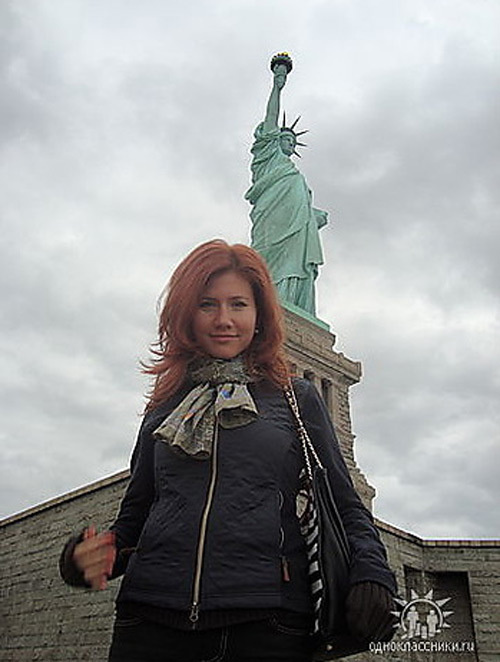 Anna Chapman Russian Spy photos