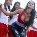 Paraguay Girl Larissa Riquelme