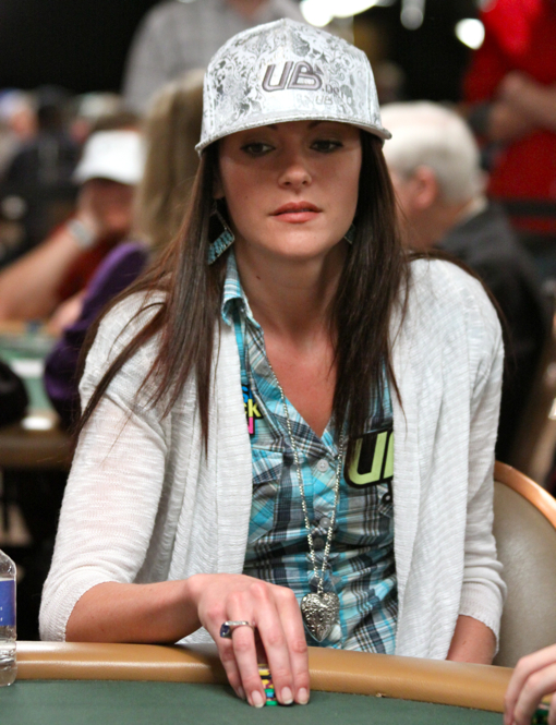 Samantha Ryan 2010 WSOP