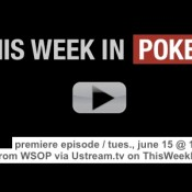 The new synergistic poker media property from The Entities, This Week in Poker.
