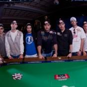 Meet your 2010 WSOP Main Event November Nine.