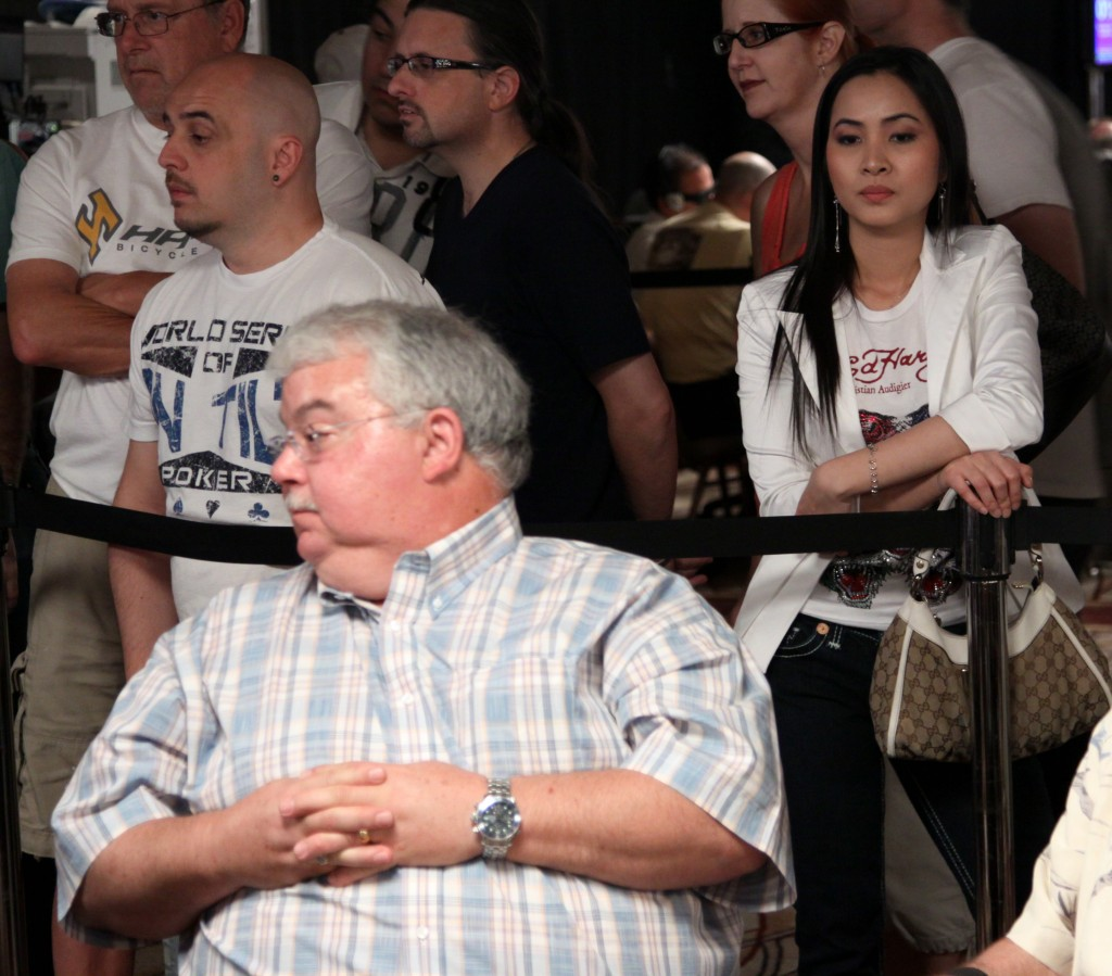 Girls on the Rail 2010 WSOP ME