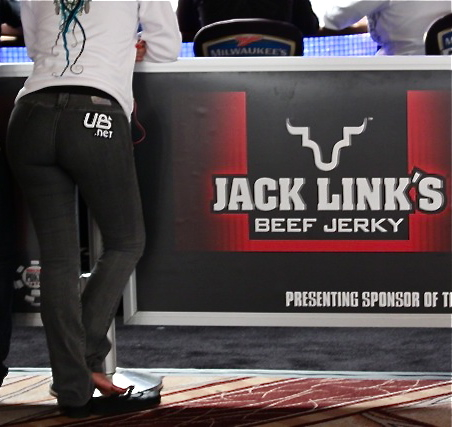 Jack Links Girl