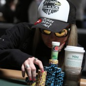Vanessa Rousso, a woman, saw her hopes of becoming the Last Woman Standing dashed during Day 3.