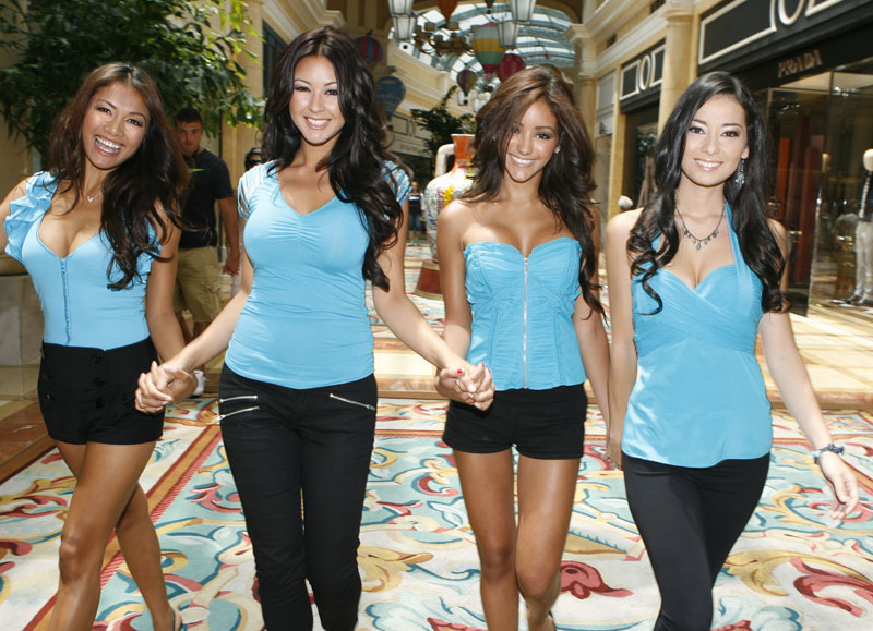 WPT Royal Flush Girls