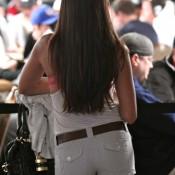 Ass girl 2010 WSOP Main Event