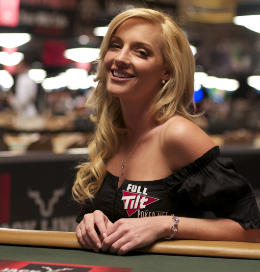 Lacey Jones 2010 WSOP