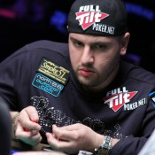 "Michael ""The Grinder"" Mizrachi will need a lot of help to make the November Nine."