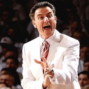 Rick Pitino wishes he had the longevity of the Durrrr Challenge.